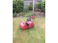 Suffolk punch mower
