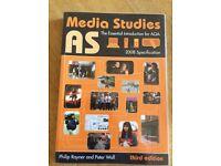 Media studies book AS level