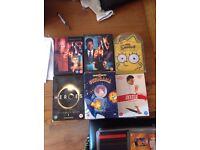 DVD complete seasons £5 each