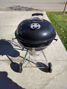 weber charcoal bbq instructions
