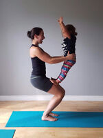 Yoga For The Whole Family @ The Community Tree Yoga Studio