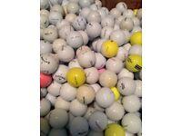 Grade B: 175 balls per BOX = Titleist, B/stone, S/xon, C/away, T/made, Nike, W/son Staff + Others