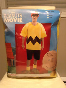 Costume Halloween : Charlie Brown pour adulte