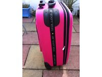 Air express 2 wheel expander suitcase in vgc