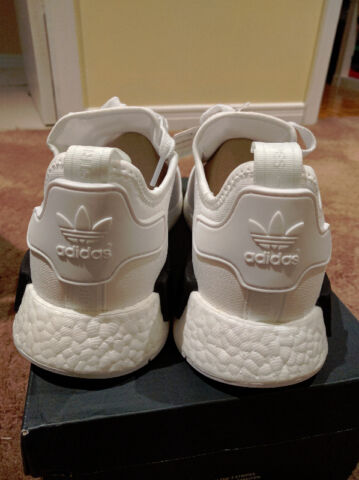 f1c03a952 WTS  Adidas NMDs R1 White   black aka Pandas Size 9  200 for sale ...