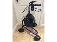 Walker, mobility walker 3 wheeled (Brand New, Can Deliver)