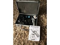 Revlon cordless,rechargeable nail care system