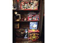 Vintage Toys, Games & Action Figures For Sale. See Description!