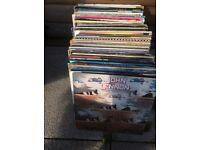 """Job lot of 12"""" records"""