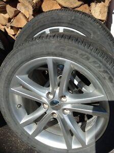 Dodge Avenger SXT / OEM rims and tires 225/50/18