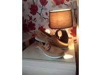 UK Size 10, Never Worn, Next, Light Tan, Deck Shoes