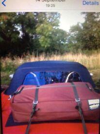 Mazda 50 litre boot bag