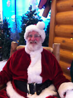 Real Santa for day homes, birthdays, business events & parties