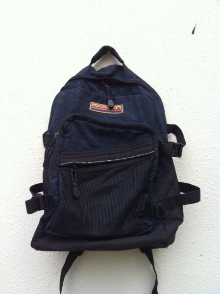 Kover challenger haversack. In good condition. Dimension 489 x 14 x 30cm.