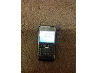 Nokia E71 Unlocked, Excellent Condition