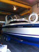 Bayliner cruiser 2550