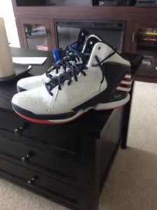 Derrick Rose basketball shoes