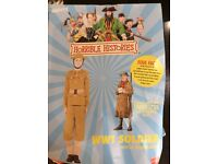 Children's WW1 Solidier fancy dress - age 10-12