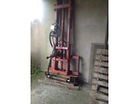 Forklift for Tractor
