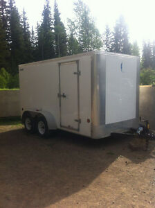 Royal enclosed trailer