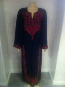 Traditional & Beaded Kaftan ( Abaya, Gallabia ) Dress for Women