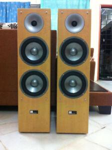 Pure Acoustics Junior-F Series/175w/Floor Speakers for sale