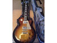 Guitar Les Paul Standard Plus Top Pro
