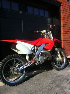 Cr125. Great Bike. Needs Nothing