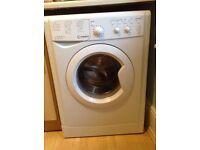 Nearly new Indesit washing machine