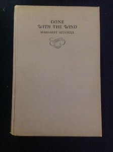 Gone With the Wind Book 1936