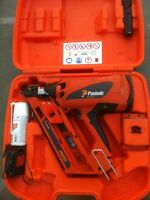 Paslode impulse air nailer model IM90I cold weather rated $540