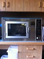 NEW - NuVu Air oven