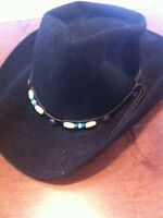 Small  cowboy Hat made in canada (Alberta)
