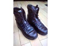 Alt-berg, defender boots