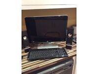 "18"" HP monitor plus extras"