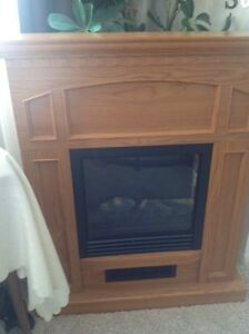 Fireplace for sale .