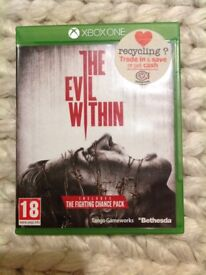 The evil with in Xbox one game