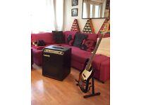 Laney RBG400 Bass Combo Amp