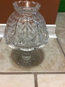 Candle holder crystal Cornwall Ontario image 1