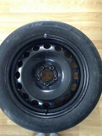 "16"" spare wheel (full size) from VW BORA"