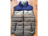 Superdry Gilet jacket sz medium like new