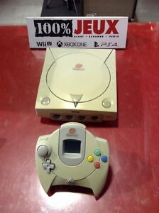 Console Sega Dreamcast (30 jours garantie)