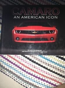 Book Camaro an American icon