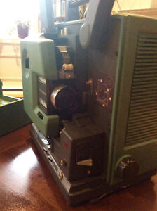 Bell&Howell 16MM audio filmsound & projector speaker with câbles Cornwall Ontario image 4