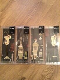 4x pictures / wall plaques for sale brand new!