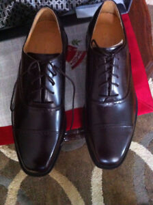 Rockport leather shoes Men