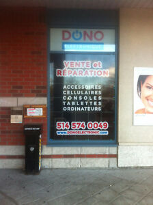 REPARATION REPAIR NEXUSREPAIR/REPARATION IPHONE 5 5C 5S 6 6S 6+P West Island Greater Montréal image 3
