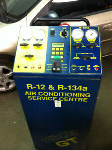 Air Condition R134a Recovery recharge station sell $2000 working