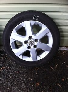 (A5)Holden Astra convertable  rims and tyres 205/50/16 Kelmscott Armadale Area Preview
