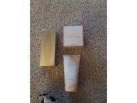 Avon 2x perfume and Body Lotion